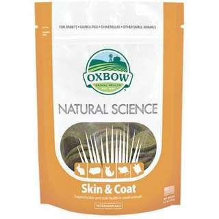 🚚 Oxbow Natural Science Skin & Coat