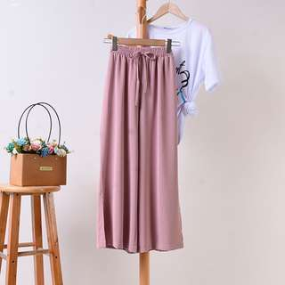 Stretchable Casual Pants
