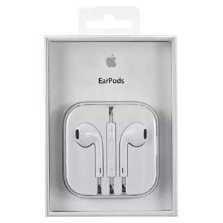 [Original] Apple EarPods with Remote & 3.5mm Headphone Plug