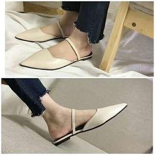 Flat Shoes Fashion Import Wanita