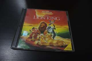 The Lion King VCD (Original)