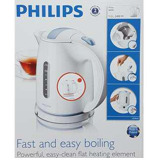 Brand New Philips Kettle 1.5L HD4646
