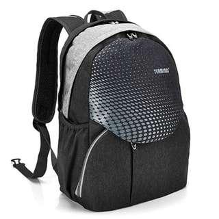 TERMINUS Mamamia Breast Pump Bag Backpack - BLACK / BLUE