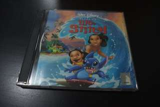Lilo and Stitch VCD (Original)