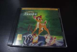 Bambi VCD (Original, Fully Restored Limited Edition)