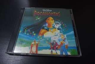 Pocahontas VCD (Original)
