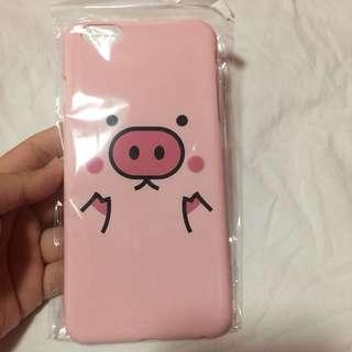 🌸BRANDNEW🌸 Iphone 6+, Iphone 6s+, Iphone 6 plus Cute Pink Pig Hard Case