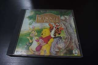 The Many Adventures of Winnie the Pooh VCD