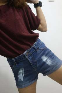 Shorts 2 for PHP200