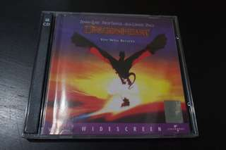 Dragonheart VCD (Original)