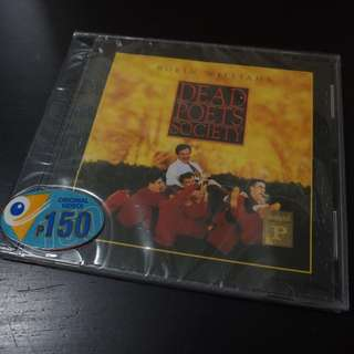 Dead Poets Society VCD (Original & Sealed)
