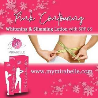 PINK CONTOURING LOTION