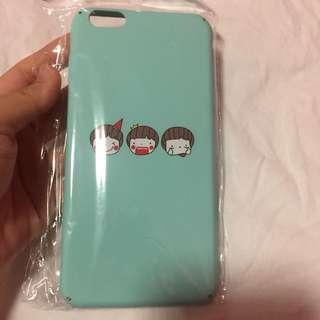 🌸BRANDNEW🌸 Iphone 6+, Iphone 6s+, Iphone 6 plus Cute Cartoon Head Hard Case