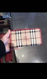 100% authentic Burberry wallet