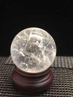 🚚 白水晶球