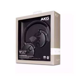 🚚 BN AKG Y50 Headphone Earphone