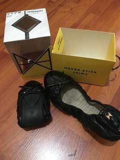 Butterfly twist ballet shoes (Olivia Black)