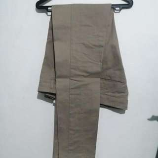 Chino Zara Man 32 Slimfit Original