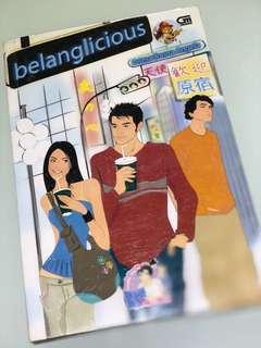 Teenlit 'Belanglicious'
