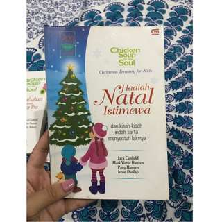 Chicken Soup for the Soul : Hadiah Natal Istimewa