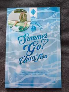 Up10tion - Summer Go! 4th Mini Album