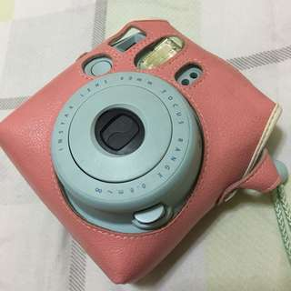 Instax Mini 8 with Cover