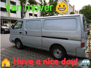 Mover & delivery、disposal services