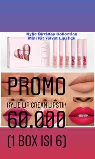 Kylie Liquid Lipstik