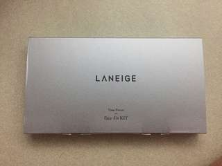 Laneige Time Freeze Travel Pack