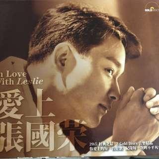 Leslie cheung 2 cds