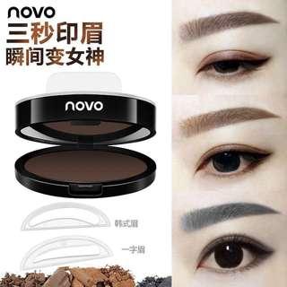 🚚 NOVO - Give me eyebrow 眉粉印章👀