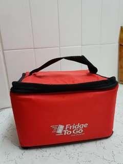Fridge to go (Pack N Go) cooler bag