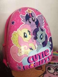 My little pony bullet bag