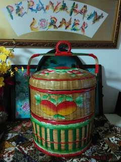 2 Tier Chinese Basket