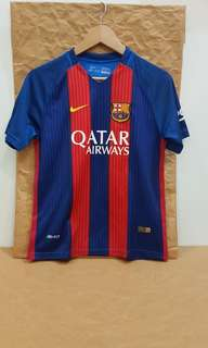 Nike Barca Soccer Outfit