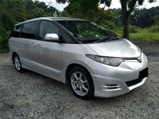 Toyota Estima 2.4 AT (2 power door)
