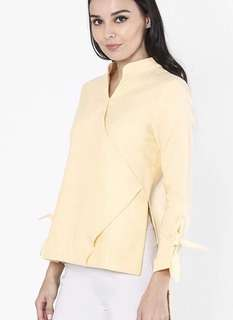 Mimpikita light yellow top