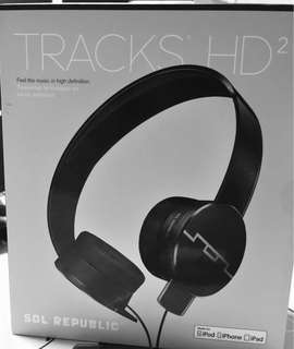 SOL REPUBLIC Tracks HD2 On-Ear Headphones