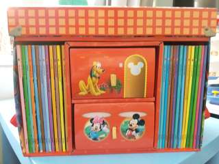 Disney English story book