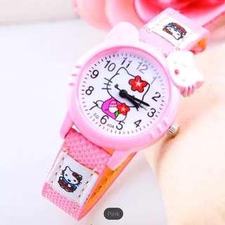 Hello kitty watch (jam tangan hello kitty)