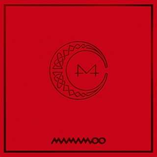 Mamamoo 7th Mini Album - Red Moon