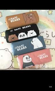 WeBareBears Pencil Case