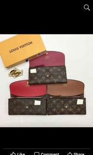 lv wallets high quality