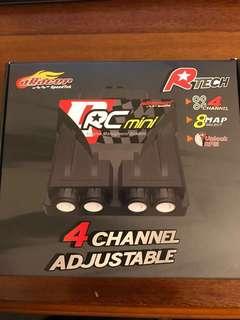 RCmini4C全取代噴射電腦