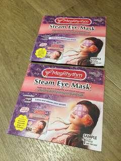 🚚 MegRhythm Steam Eye Mask