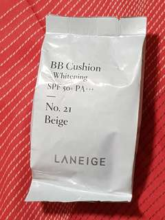 Laneige BB Cushion whitening Refill