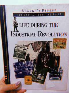 Life during the industrial revolution - SEALED