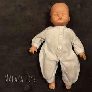 Sleeping Real Baby Doll