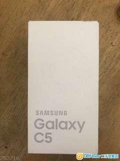Samsung c5 32gb 金色