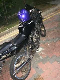 Kawasaki zx150
